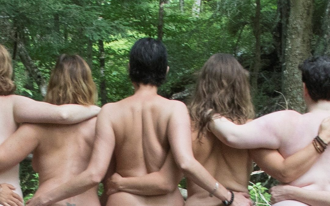 I Spent the Weekend with a Bunch of Naked Women, and I Liked It!